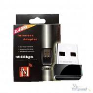 Adaptador Usb Sem Fio Wireless Wi-fi 2.4 Ghz 950mbps - Bng
